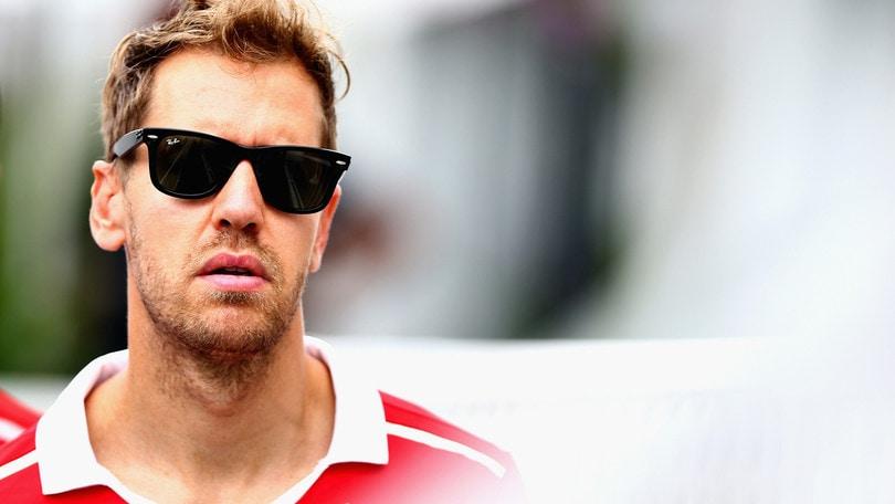 F1, Gp Azerbaijan: riscatto Vettel a 2,50