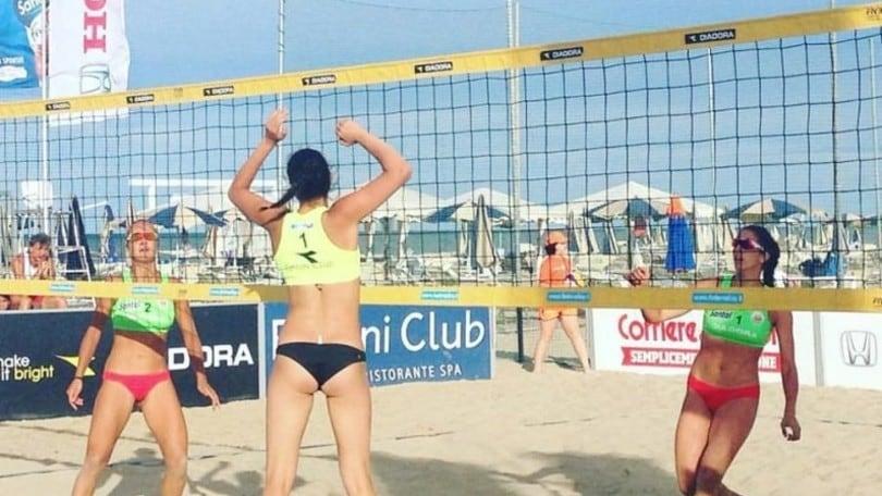 Beach Volley: parte da Vieste il campionato italiano