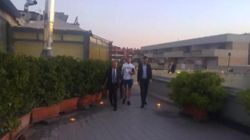 Zenit al tavolo con la Roma: si tratta Manolas