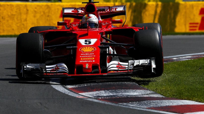 F1, GP Azerbaijan 2017, Vettel:
