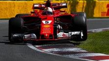 F1 Ferrari, Vettel: «Per Baku stiamo lavorando bene»