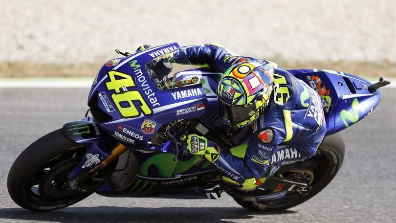 MotoGP Libere2 Assen: brilla Vinales; Rossi è 6°, Dovizioso 4°