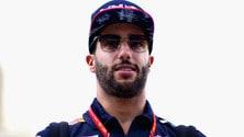 F1, Ricciardo: «Nessun contatto con la Ferrari»