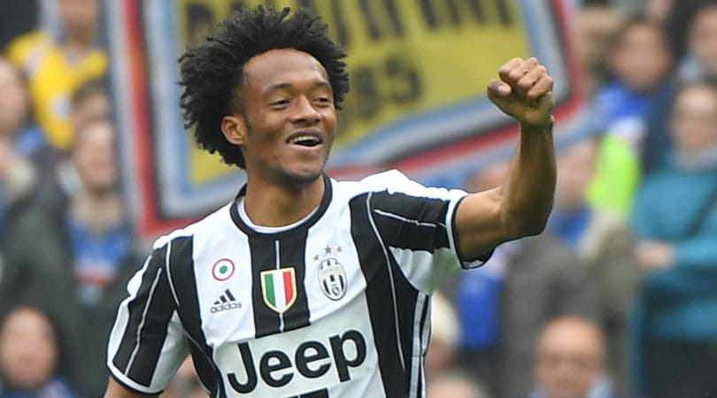 Calciomercato Juventus, Cuadrado: «Ho rinnovato e resterò»