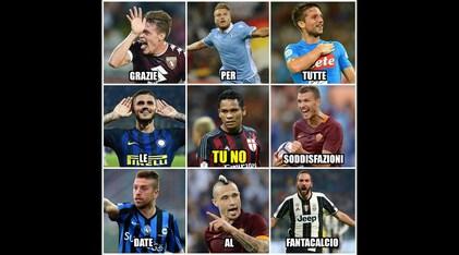 Calcio, sui social scoppia la moda del #TuNo