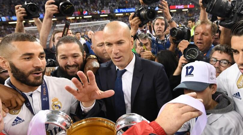 Zinedine Zidane: 45 anni, e 5 cose che forse non sapete