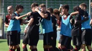 Under 16, Roma-Milan 2-5: lo scudetto è di Maldini Jr e compagni