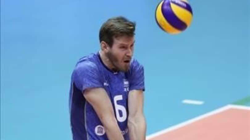 Volley: Superlega, a Ravenna arriva l'argentino Poglajen