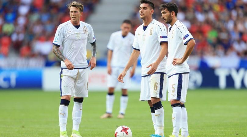 Europei Under 21, diretta Italia-Germania: formazioni ufficiali e live dalle 20.45