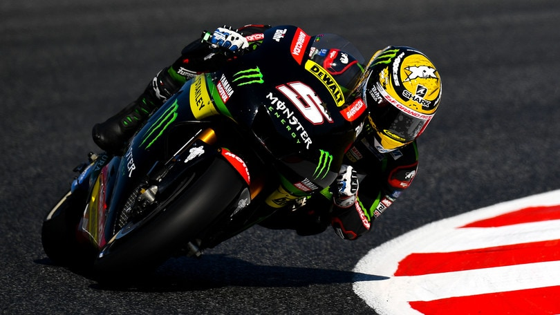 MotoGp, Assen: Zarco, che pole! Rossi quarto