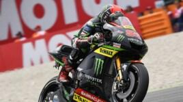 Moto Gp: Zarco, che numeri ad Assen! Valentino Rossi quarto sul bagnato