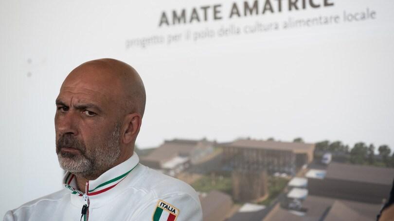 Serie D, Pirozzi, sindaco di Amatrice, non è più il tecnico del Trastevere