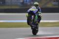 MotoGp Assen, Rossi: «Peccato per la prima fila, ma va bene così»