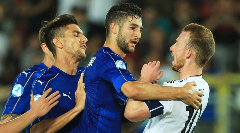 """Polemiche Italia-Germania, Arnold """"avvisa"""" Gagliardini: «Ci si rivede!»"""