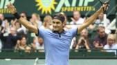 Tennis, meraviglia Federer: batte Zverev e trionfa ad Halle