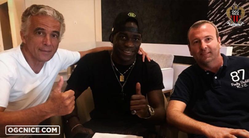 Calciomercato ufficiale, Balotelli resta a Nizza