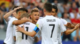Confederations Cup: Germania-Camerun 3-1, tedeschi in semifinale