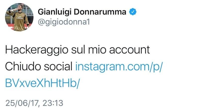 Caos Donnarumma, prima apre al Milan poi c'è il mistero hacker