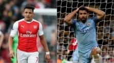 Calciomercato, in Inghilterra: «Clamoroso scambio Sanchez-Aguero»