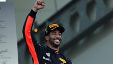 F1 Red Bull, Ricciardo: «Vettel deve pensare prima di agire»