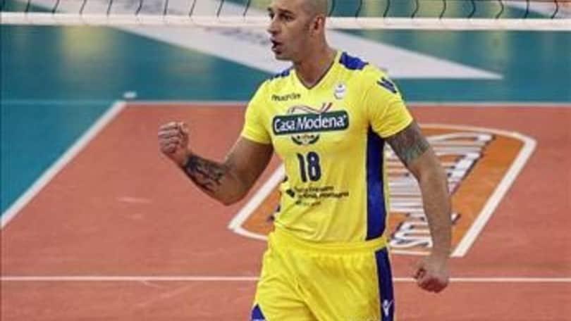 Volley: A2 Maschile, Piscopo, un centrale di esperienza per Tuscania
