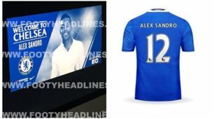 Juventus, Alex Sandro al Chelsea: i social si scatenano