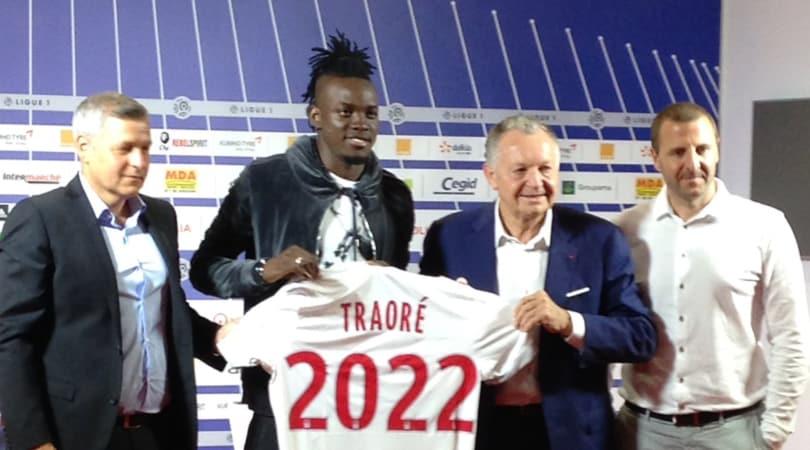 Calciomercato, Lione: ufficiale l'acquisto di Bertrand Traoré dal Chelsea