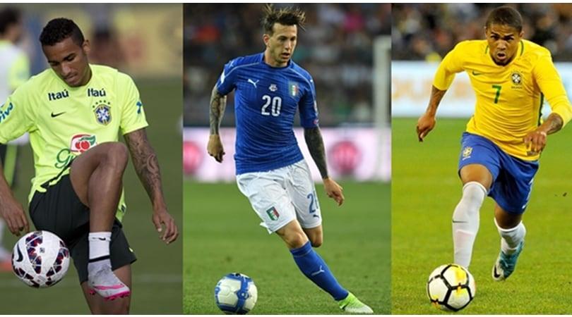 Calciomercato Juventus, Danilo o Douglas Costa? Dipende da Bernardeschi