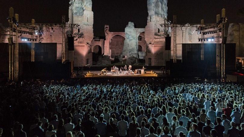 Caracalla 2017, via allo spettacolo