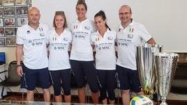 Sand Volley: nella squadra di Scandicci anche Greta Cicolari