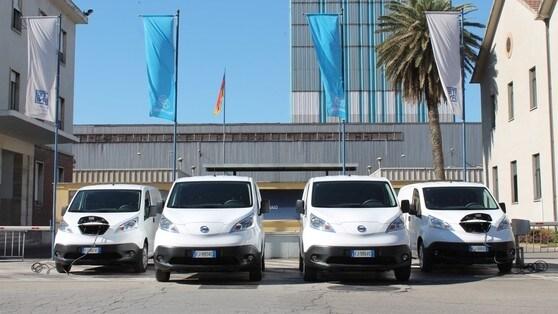 Le Nissan elettriche