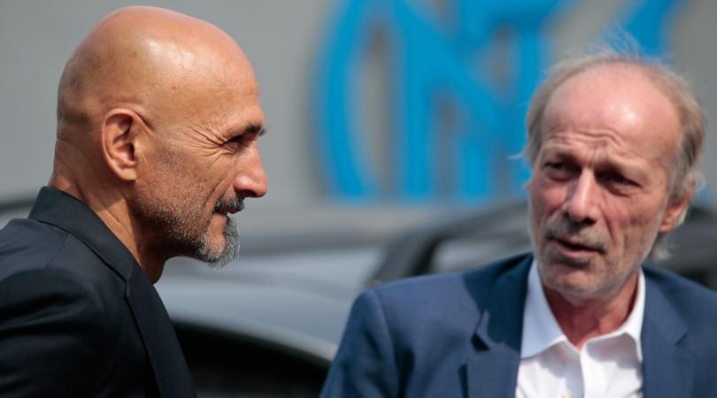 Calciomercato, Sabatini: «L'Inter sta lavorando bene e in silenzio»