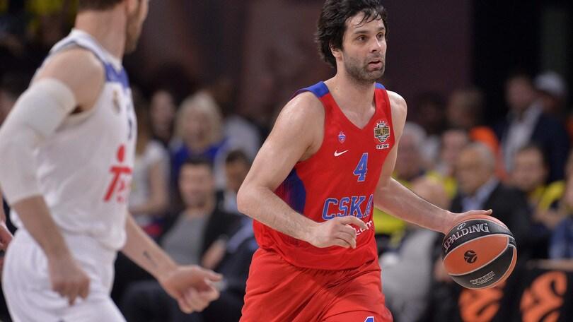 Milos Teodosic verso l'addio al CSKA: