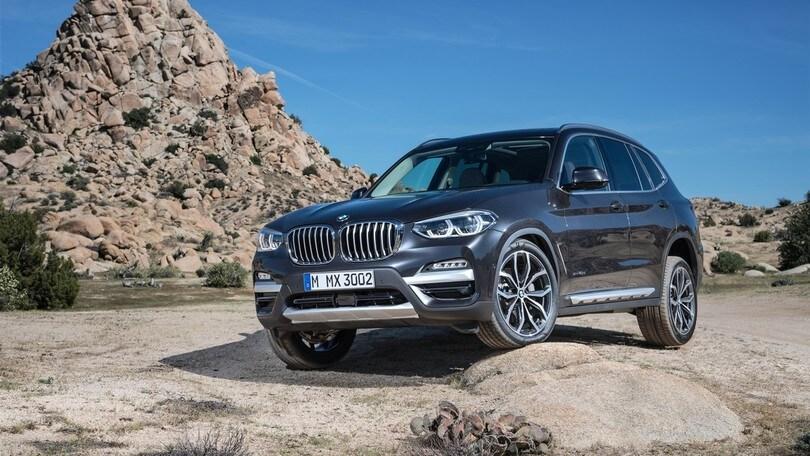 BMW X3, la terza vita del SUV bavarese