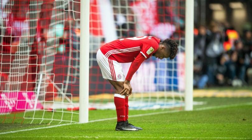 Bayern Monaco: arrestato Coman per violenza domestica
