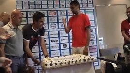 Maldini festeggia il suo compleanno
