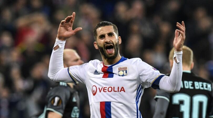 Calciomercato, il Lione conferma: «Gonalons va alla Roma»
