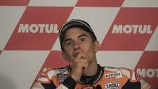 MotoGp Germania, Marquez: «L'asfalto è un'incognita»