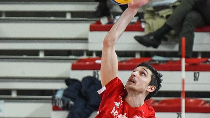 Volley: Superlega, Giorgio De Togni a Castellana Grotte