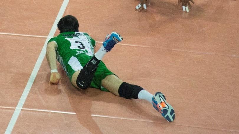 Volley: A2 Maschile, Federico Bonami torna a Tuscania