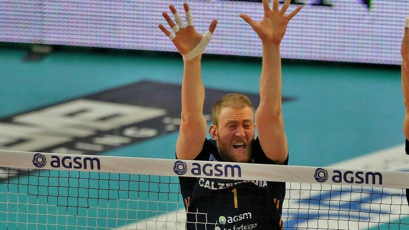 Volley: Superlega, per Trento un rinforzo di qualita, Zingel