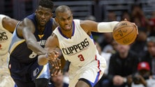 NBA, Chris Paul va agli Houston Rockets