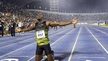 "Atletica, Usain Bolt vince in 10""07"