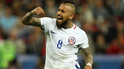 Confederations Cup, Portogallo ko ai rigori: il Cile va in finale