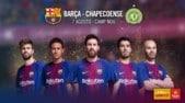 La Chapecoense sfiderà il Barcellona al Camp Nou