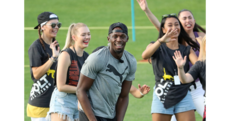 Usain Bolt al Borussia Dortmund: «Mi allenerò, voglio giocare»