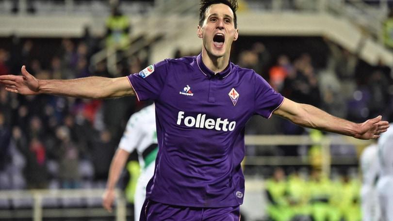 Calciomercato Fiorentina, frenata per l'uscita di Kalinic