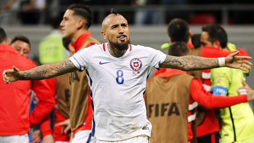 Confederations Cup: il Cile va, trionfo Roja a 1,80