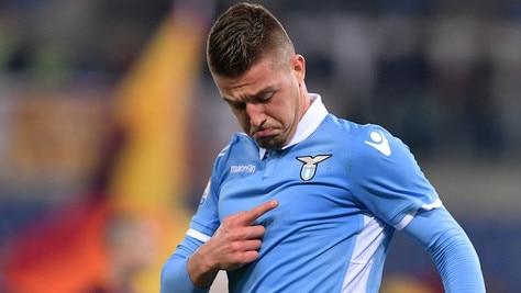 Calciomercato, l'agente di Milinkovic-Savic: «Offerte da 50 milioni»