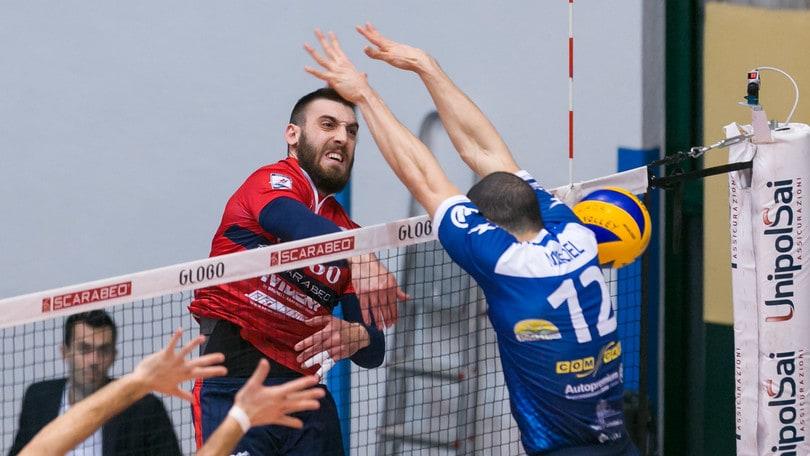 Volley: A2 Maschile, Marinelli firma per Potenza Picena